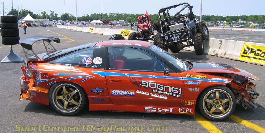 Drag Racing Videos & Photos from the Summer Sport Compact Slam at ...